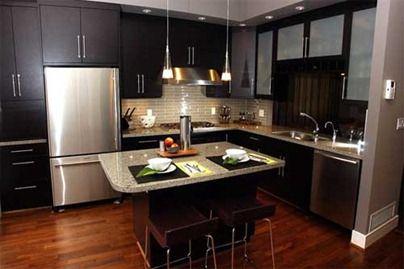 Modelos de muebles para cocina for Modelos de muebles de cocina