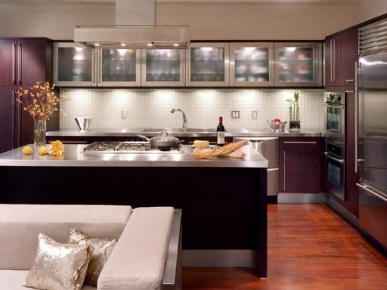 Modelos de sala comedor y cocina