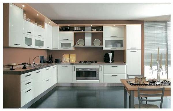 Modelos gabinetes de cocina for Modelos de gabinetes de cocina