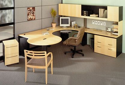 Muebles de computadora for Diseno de muebles de oficina modernos