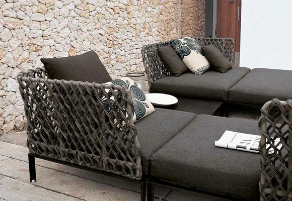 Muebles de hierro para jard n for Diseno de muebles de hierro