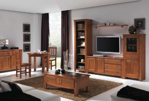 Muebles modernos de madera: muebles para tv propuestas creativas y ...