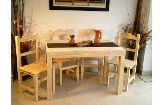 muebles de pino para pintar