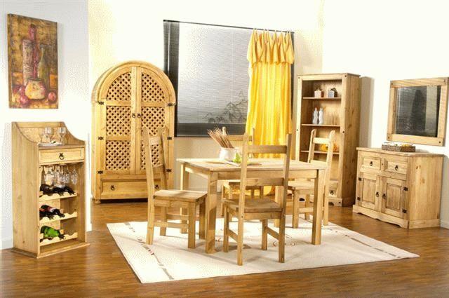 Muebles de pino - Como pintar muebles de pino ...