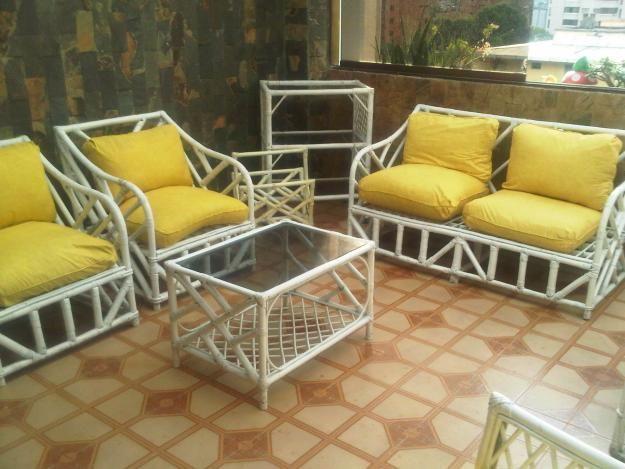 Muebles de rattan for Rattan muebles
