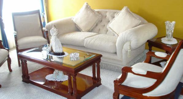 Muebles de sala cali Muebles en l para sala