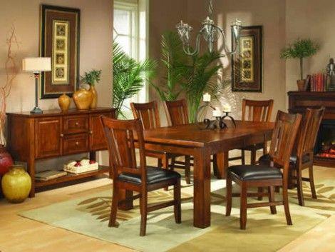Muebles de sala comedor