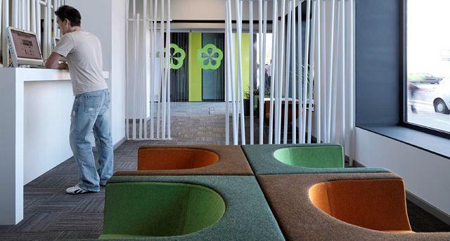 muebles de sala de espera