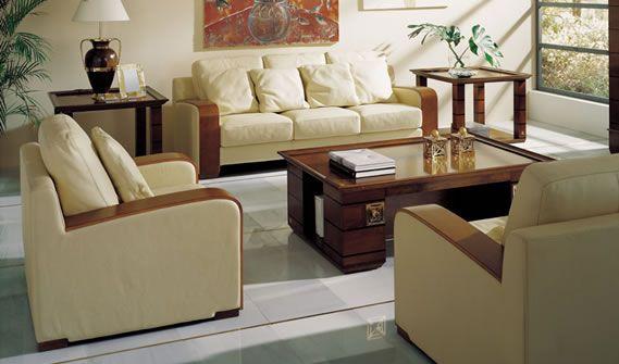 Muebles de sala de madera for Muebles de sala madera