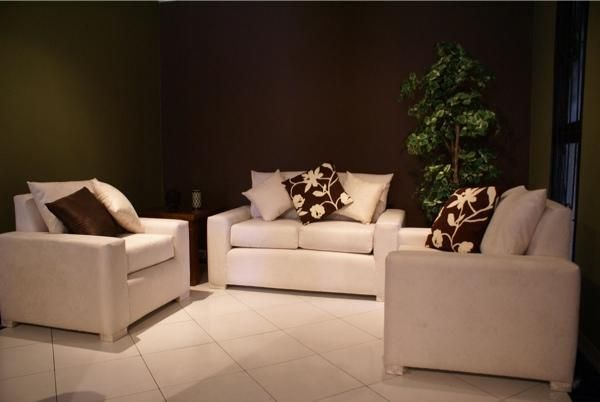 Muebles de sala modernos for Juego de muebles para sala modernos