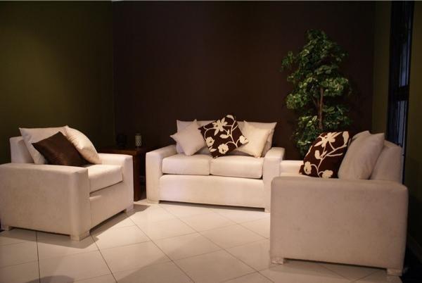 Estilo muebles de sala for Muebles modernos de madera para sala