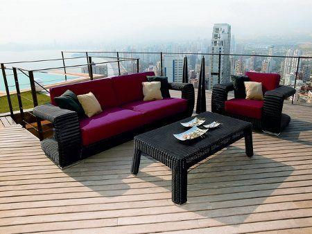 Muebles de terraza baratos for Muebles sofas baratos