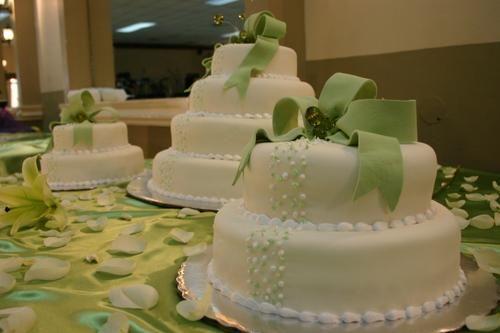 Pastel de bodas fotos