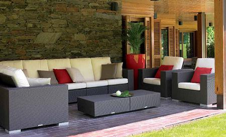 Muebles de terraza y jard n for Muebles terraza economicos