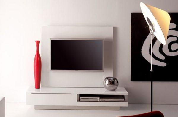 Muebles de tv modernos for Tiempos modernos muebles