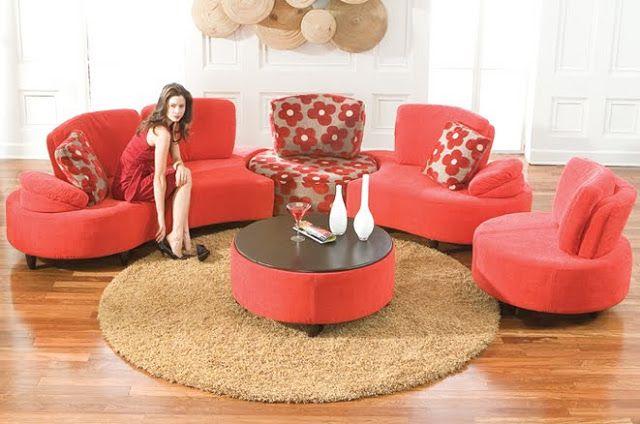 Muebles modernos de sala for Como hacer muebles para sala