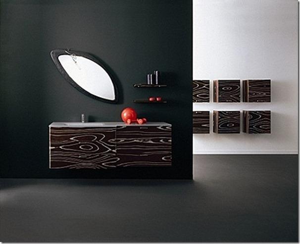 Muebles para ba os modernos for Muebles de madera para banos modernos