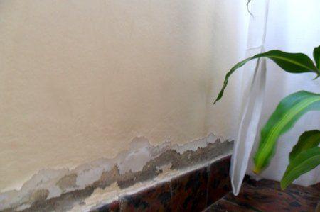 Casa de este alojamiento aislar paredes interiores humedad - Aislar paredes interiores ...