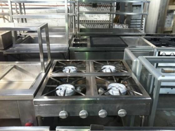 Fabricantes de cocinas industriales for Cocinas industriales modernas