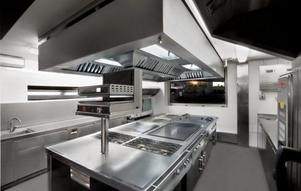 Fabricas de cocinas industriales for Todo para cocinas industriales