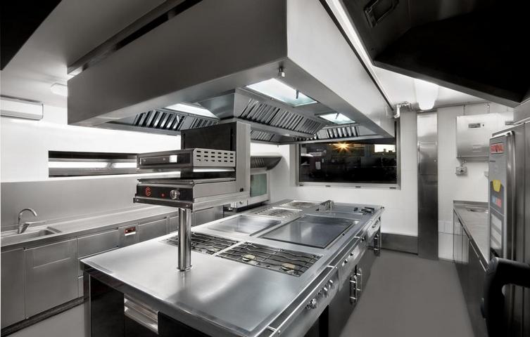 fabricas de cocinas industriales