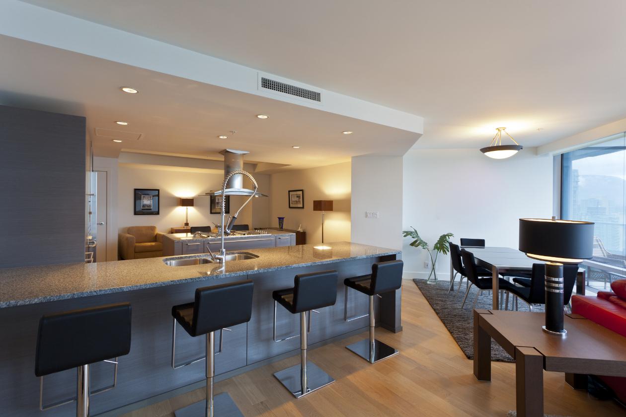 Decoraci n de cocinas modernas y minimalistas - Cocinas decoracion moderna ...