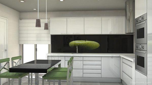 Cocina minimalista definici n for Cocina definicion arquitectura