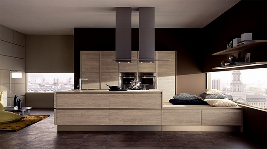 Cocinas hermosas for Cucina italiana design
