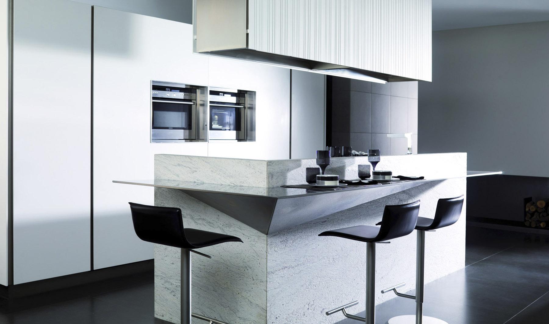 Cocinas integrales modernas para espacios peque os - Cocinas modernas pequenas para apartamentos ...