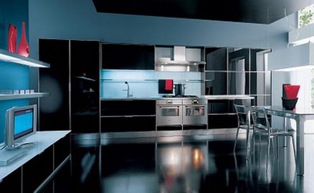 Las 10 cocinas m s elegantes del mundo for Cocinas super modernas