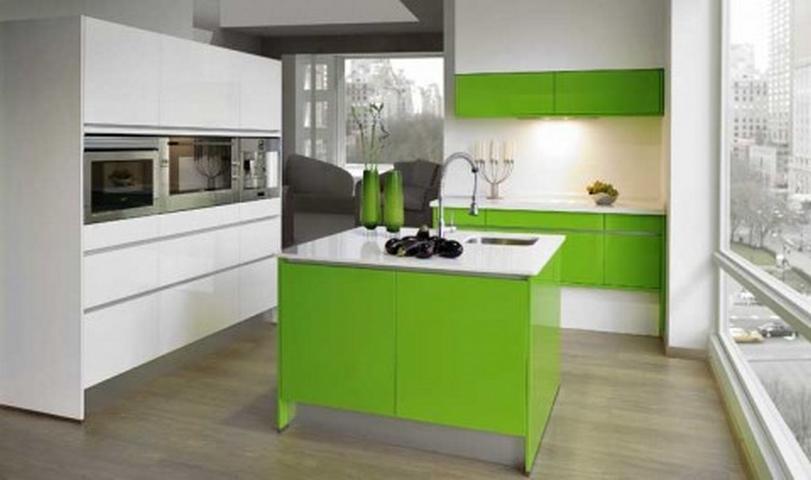 Muebles cocina minimalista for Cocinas espectaculares modernas