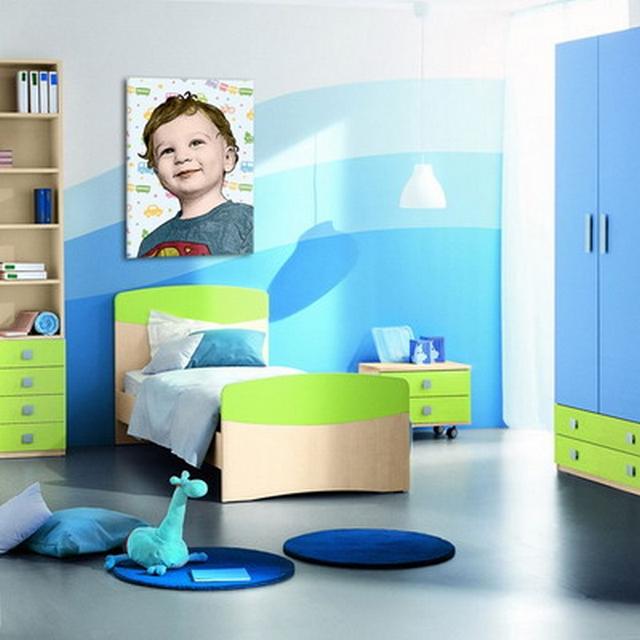 Las 10 habitaciones infantiles mejores dise adas for Habitaciones infantiles pequenas para dos