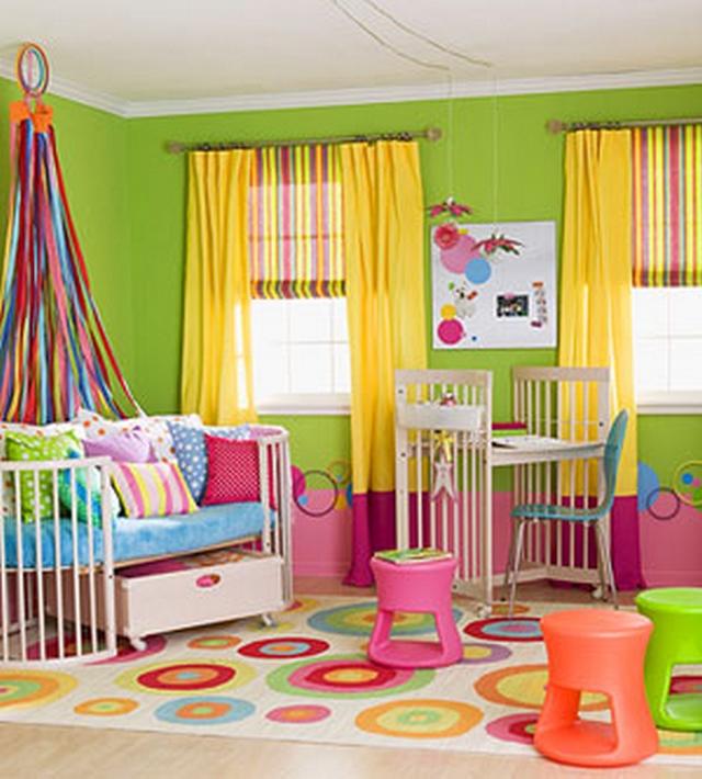 Las 10 habitaciones infantiles mejores dise adas - Los mejores sofas del mundo ...