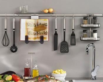Accesorios con estilo para la cocina for Utensilios de cocina ikea