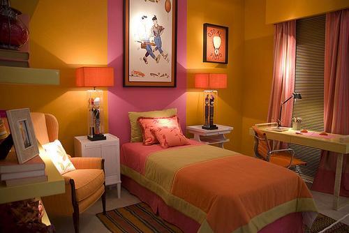 Ambientaciones de dormitorios de estilo japones for Decoracion de cuartos para mujeres