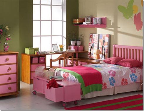 Muebles para habitaciones peque as - Decoraciones para dormitorios juveniles ...