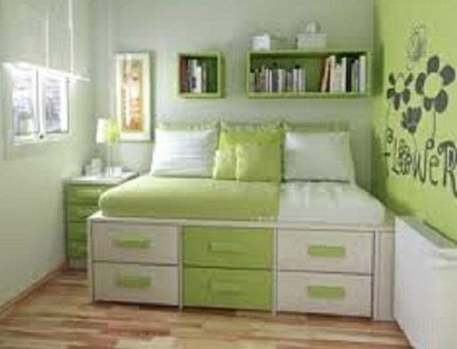 Muebles para habitaciones peque as - Muebles infantiles para habitaciones pequenas ...