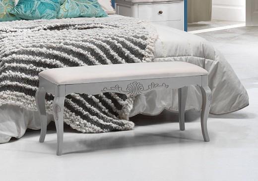 Banquetas de madera para dormitorios - Banquetas dormitorio ...