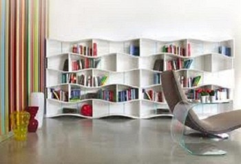 Bibliotecas para dormitorios