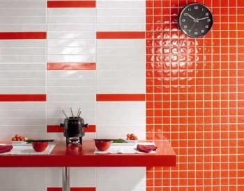 Elegir el color ideal para la cocina for Colores de ceramica para cocina