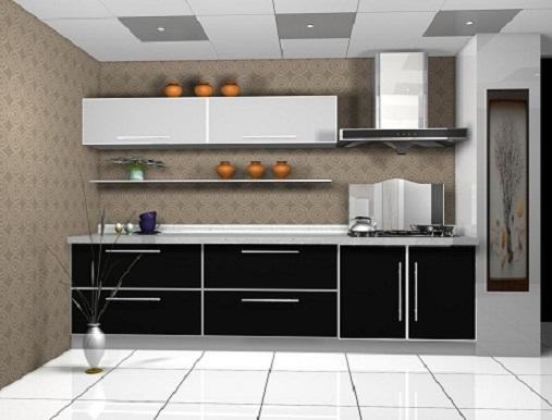 Muebles de cocina pequea modernos simple cocinas pequeas for Muebles de cocina modernos
