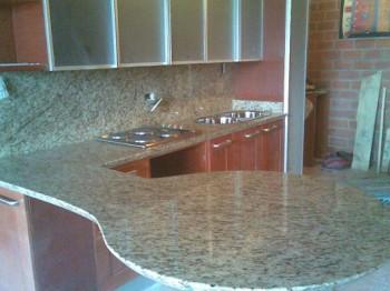 Pisos y mesetas de marmol para la cocina for Vitropiso para cocina