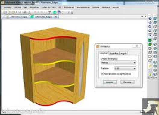 Software diseno muebles idee per interni e mobili for Programa para disenar closet