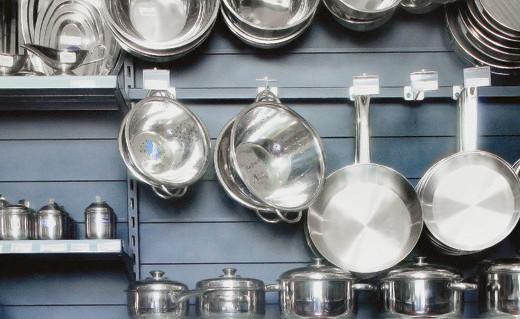 Accesorios de acero inoxidable para cocinas - Accesorios bano acero inoxidable ...