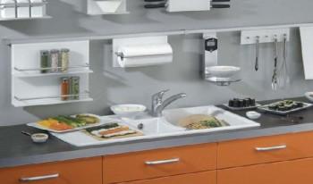 Accesorios con estilo para la cocina for Accesorios para organizar cocina
