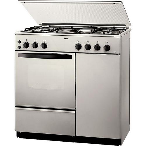 Cocinas blancas y cocinas camping for Cocinas de gas butano con horno