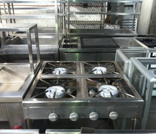 Ver ejemplos de cocinas industriales for Ver cocinas industriales