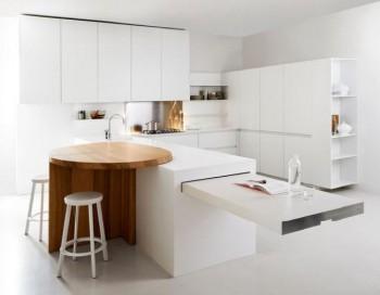 Estilos y tendencias de cocinas modernas rusticas e italianas for Cocinas italianas modernas
