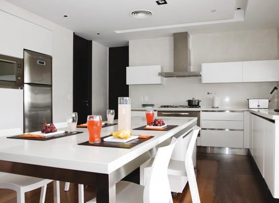 Cocinas y decoraci n de ba os con complementos for Complementos para cocinas