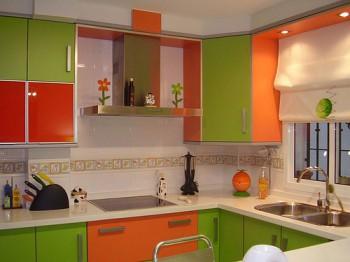Colores de cocinas